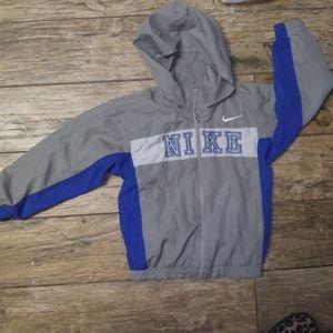 Nike kids windbreaker/light-weight jacket size 5